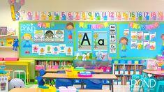 Preschool Classroom Themes, New Classroom, Classroom Posters, Classroom Design, Kindergarten Classroom, Toy Story Crafts, Christian Preschool, Classroom Pictures, Classroom Expectations