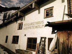 #Wuhrsteinalm, Geigelstein