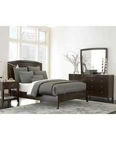 Morena Bedroom Furniture Collection Furniture Macy 39 S Home Improvements Pinterest