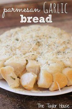 Garlic Bread Recipe (Easy to Make) Best Garlic Bread Recipe, Parmesan Garlic Bread, garlic bread recipeBest of the Best Best of the Best may refer to: I Love Food, Good Food, Yummy Food, Tasty, Easy Bread Recipes, Cooking Recipes, Cheese Recipes, Best Garlic Bread Recipe, Cookies Et Biscuits