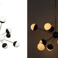 Stilnovo - Stilnovo 24 Globe Chandelier | Chandeliers | Pinterest ...