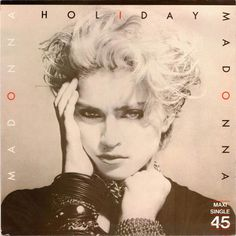 "Holiday 1983  Vinyl, 12"", 45 RPM, Maxi-Single Spain"