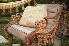 9 Best Park Bench Redo Images Bench Cast Iron Bench