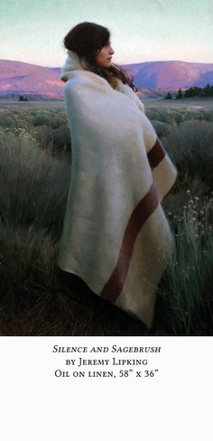 National Cowboy & Western Heritage Museum: Prix de West 2014 Winner Silence and Sage by Jeremy Lipking, Oil on Linen