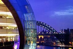 A great music venue located on the banks of the River Tyne. The acoustics in the halls are amazing. It has a whole different range of music to satisfy most peoples tastes and also has service for those studying music.