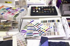 Paul Smith Exhibition Design Museum by I Want You To Know UK Fashion Blog, via Flickr