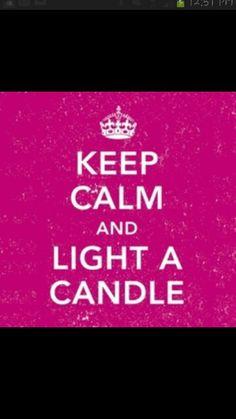 I ♥ Candles