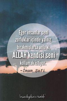 Her halime hamd olsun. Islam Muslim, Allah Islam, Islam Quran, Good Sentences, Sufi, Meaningful Words, Wise Quotes, Islamic Quotes, Beautiful Words
