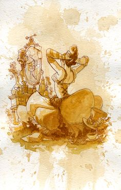 Reflection by Brian Kesinger - Reflection Painting - Reflection Fine Art Prints and Posters for Sale