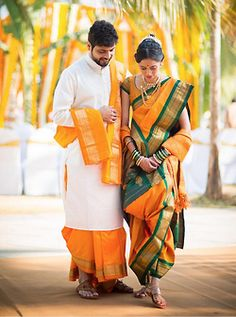 Happiness in yellow. <3 #SouthIndianWedding