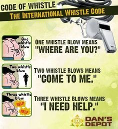 Code of Whistle