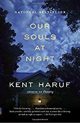Our Souls At Night is a quiet read and a sentimental ode to aging.