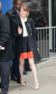 31 Times Emma Stone Looked Flawless