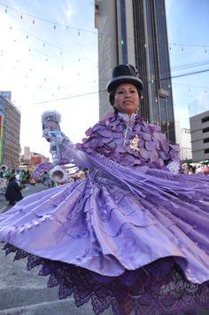 Carnival Cholita, Bolivia