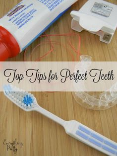 Top Tips for Perfect Teeth via www.yourbeautyblog.com #GuardYourTeeth #ad