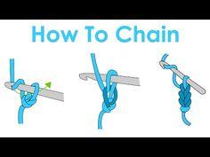 Learn To Crochet Single, Half Double, Slip Stitch Crochet - ilove-crochet