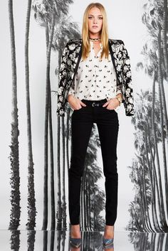 Juicy Couture Fall 2013 Ready-to-Wear - Collection - Gallery - Look 1 - Style.com