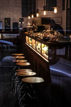 Night Cafe in Rome, Italy. Aack, look at the pretty, pretty coffee shop! Wanna go? @Amanda Middleton