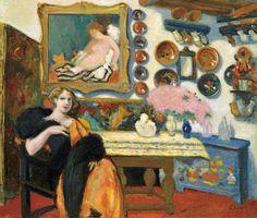 Csók, István Lady with a stole Art Blog, Lovers Art, Impressionist, Art Nouveau, Illustration Art, Fine Art, Gallery, Lady, Artists