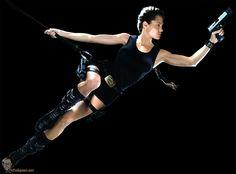Angelina Jolie - Tomb Raider: Lara Croft