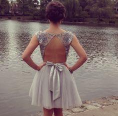 beautiful and elegant dress