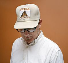 Kurt Wagner from Lambchop. He makes even country sounds cool.
