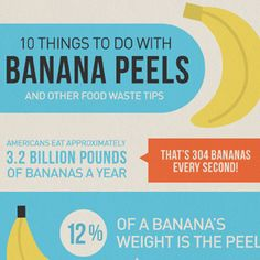 10 Things to Do With Banana Peels