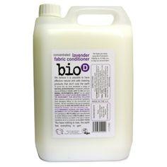Bio-D Οικολογικό Βιοδιασπώμενο Μαλακτικό Ρούχων με Λεβάντα 5LT - Sunnyside Shampoo, Lavender, Conditioner, Personal Care, Bottle, Fabric, Tejido, Self Care, Tela