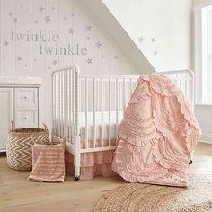 Levtex Baby Skylar Crib Bedding Collection In Blush Bed Bath