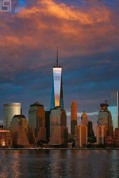 New York City Feelings - Last lights by @pseibertphoto