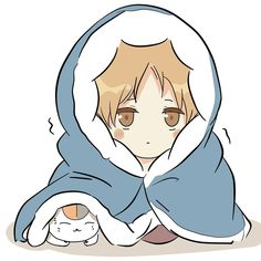 Chibi Boy, Cute Anime Chibi, Anime Love, Kawaii Cat, Kawaii Chibi, Art Anime, Manga Anime, Natsume Takashi, Chinese Cartoon