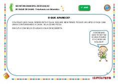 Matemática_caderno de atividades pedagógicas 1º ano