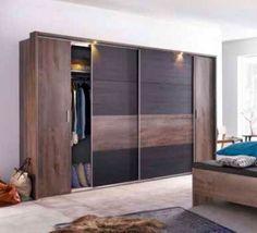 Bedroom wardrobe design with sliding doors ideas 49 Bedroom Furniture Design, Bedroom Cupboard Designs, Diy Wardrobe, Bedroom Closet Design, Bedroom Design, Diy Cupboards, Elegant Furniture, Wardrobe Door Designs, Sliding Door Wardrobe Designs