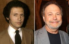 Billy Crystal - WireImage/Getty Images; FilmMagic/Getty Images