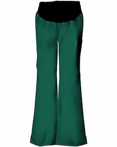 Cherokee Flex-I-Bles Maternity Flare Pant (Medical Scrubs) 2092 Maternity Scrubs, Medical Scrubs, Scrub Pants, Top Stitching, Flare Pants, Cherokee, Pajama Pants, Mom, Collection