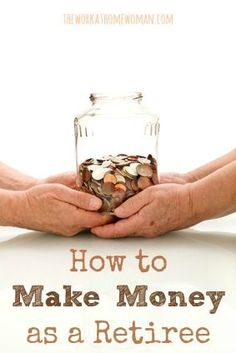 Looking for ways to make money during your retirement? Check out Carolyn Wainscott's tips. via The Work at Home Woman