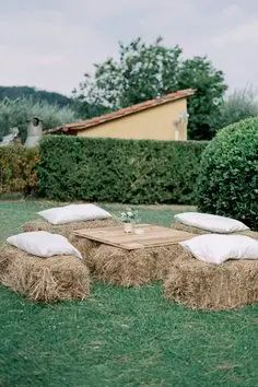 rustic outdoor wedding ideas Outdoor Wedding Reception, Outdoor Weddings, Real Weddings, Italy Wedding, Our Wedding, Rustic Outdoor, Outdoor Decor, One Summer, High School Sweethearts