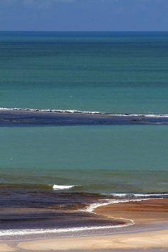 Trancoso Beach in Bahia State_ Brazil