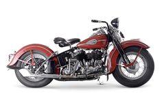 1941 Harley-Davidson 1,200cc Model UL Engine no. 41UL4228