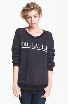 Wildfox 'Oo La La' Sweatshirt | Nordstrom