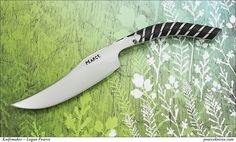 Friggen' awesome!  Knives fashioned from everyday objects.  I specifically want the rebar knife.