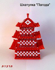 """Casket """"Pagoda"""""""