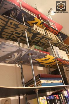 37 Rad Upcycled Snowboard Ideas - Whitelines Snowboarding