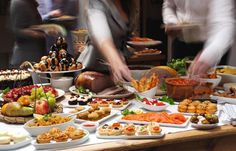 Brakes, Conference & banqueting - Update your conference & banqueting options with these great tips and menu ideas. Wholesale Food, Food Suppliers, Canapes, Food Service, Banquet, Party Time, Conference, Buffet, Menu