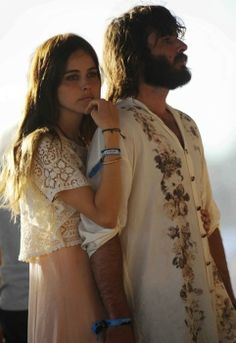 hippie couple | Tumblr