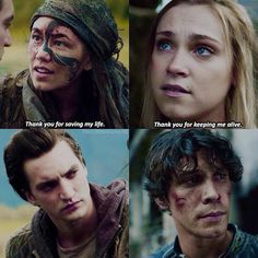 Bellarke and Memori