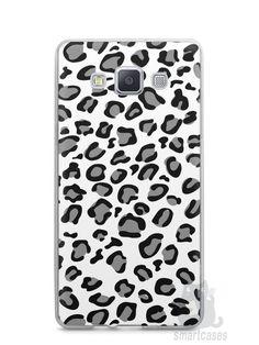 Capa Capinha Samsung A7 2015 Estampa Onça #3 - SmartCases - Acessórios para celulares e tablets :)