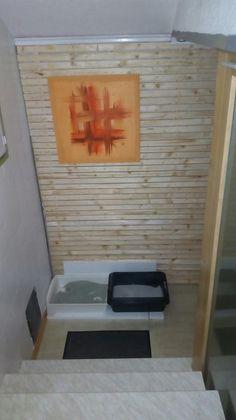 Einfache Wandverkleidung aus Holz Home Decor, Wall Panelling, Timber Wood, Deco, Decoration Home, Room Decor, Home Interior Design, Home Decoration, Interior Design