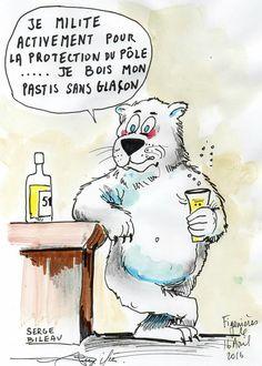 Serge Bileau  (2016-04-16) protection des pôles.....
