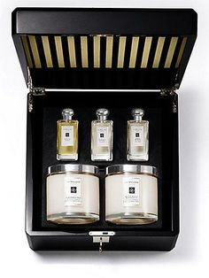The Jo Malone Trouseau Box